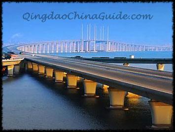 Qingdao To Huangdao Bridge Tunnel That 39 S Qingdao