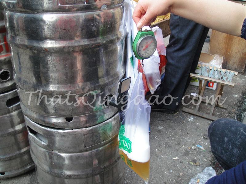 TsingTao Draft Beer, Qingdao Old Town