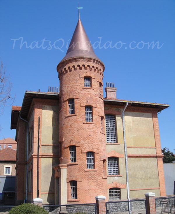 Kiaochow Prison Europeans - Qingdao Old Town