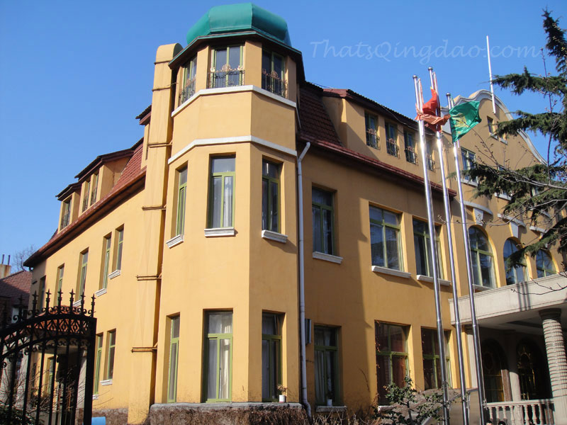 YMCA, Qingdao Old Town