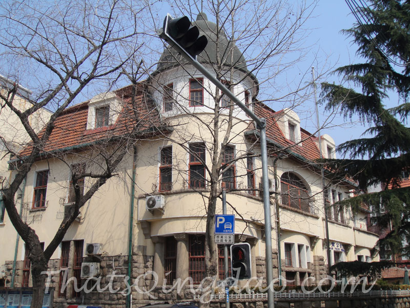 Former Site of Marquis Courtyard Hotel - Qingdao Old Town