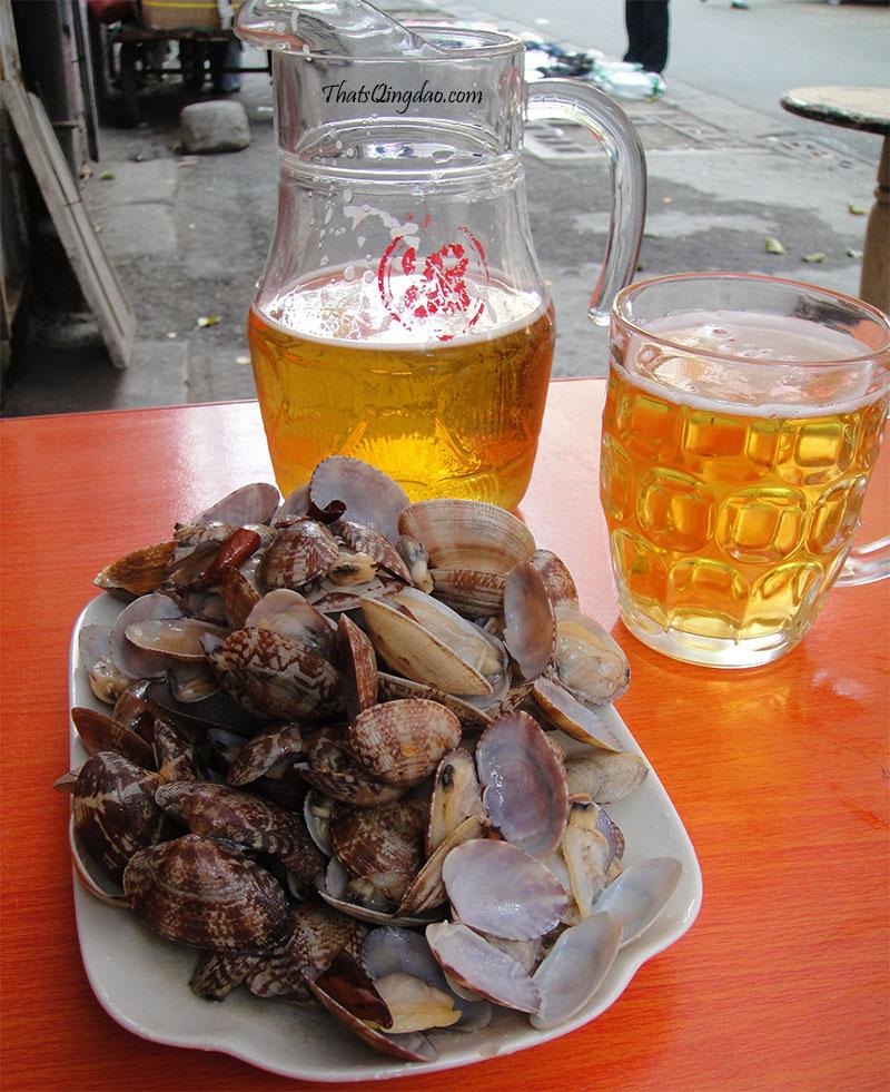 Tsingtao Beer & Gala