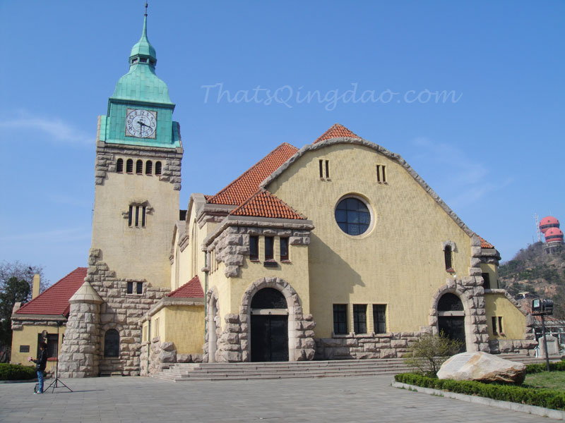 The Christian (Protestant) Church - Qingdao Old Town