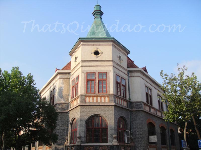 Societas Verbi Divini (SVD) - Qingdao Old Town