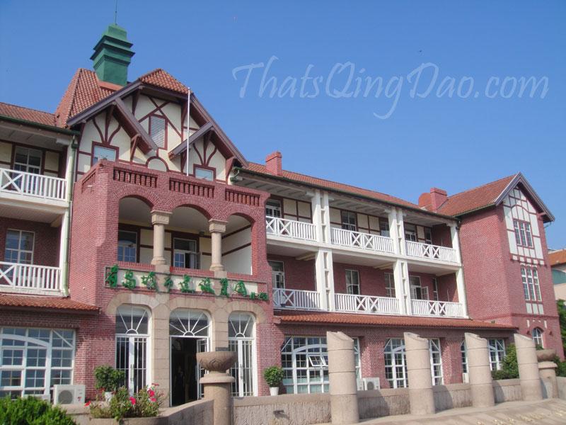 Qingdao Beach Hotel