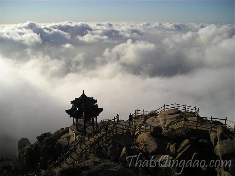 Mount Lao Jufeng Peak