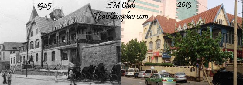 """EM """"Seaman's"""" Club TsingTao"""