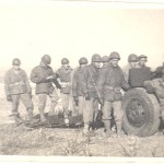 "U.S. Marines in Tsingtao: ""Bill Duffy (right-rear-trail)"""