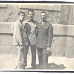 "U.S. Marines in Tsingtao: ""Pals"""