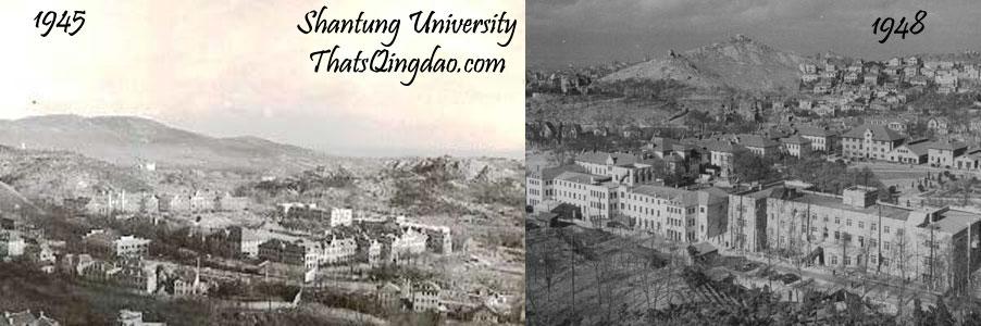 Shantung University Tsingtao