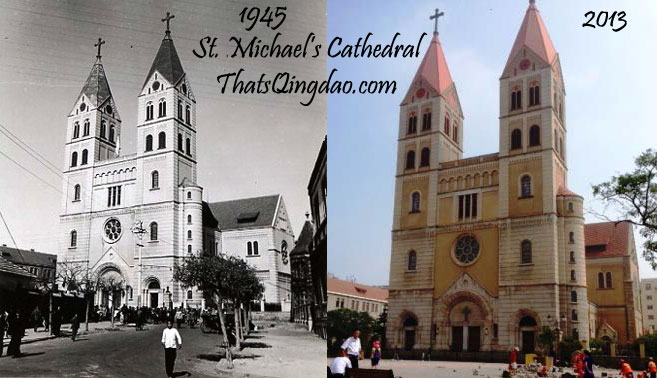 St Michael's Cathedral TsingTao