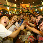 Qingdao Beer Festival Ganbei