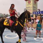 Qingdao Beer Festival Horse