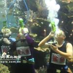 Qingdao Beer Festival Underwater