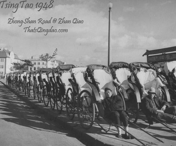 Qingdao-Tsingtao-Taxi-1948