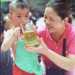 Qingdao Beer Festival Boy