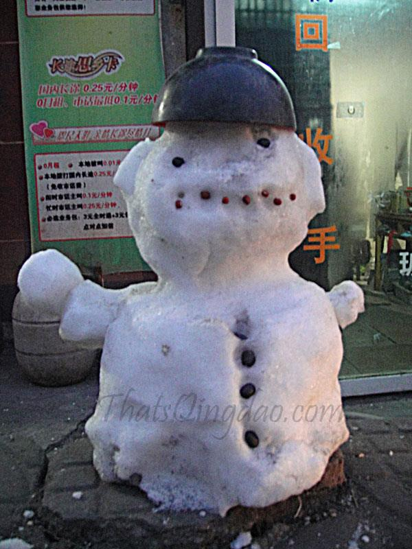 Qingdao-Snow-Man